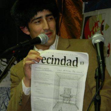 Lanzamiento del periódico literario «La Vecindad»