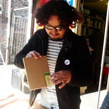 Artisan hand-made books workshop