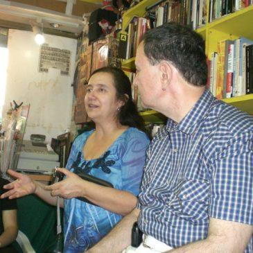 Fiesta Literaria de Verano con Miguel Falquez-Certain