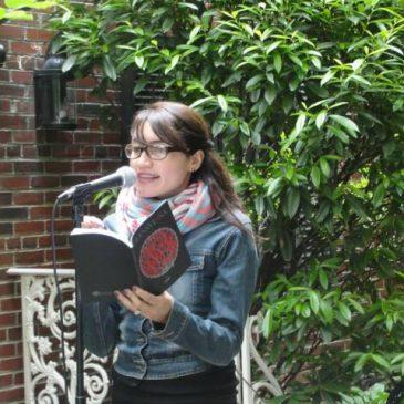 Desde el Jardín-Lectura poética