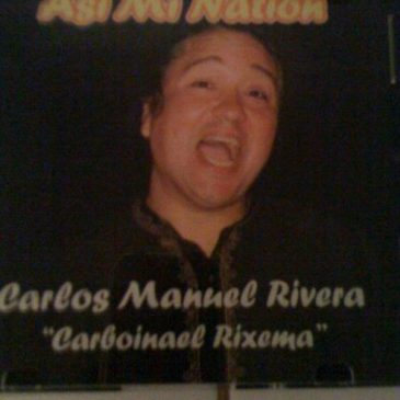 Así mi Nation – Carlos Manuel Rivera
