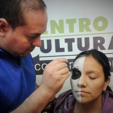 Day of the Dead. 'Catrina' Makeup Workshop