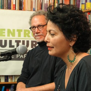 Adriana Rosas y Julio Olaciregui