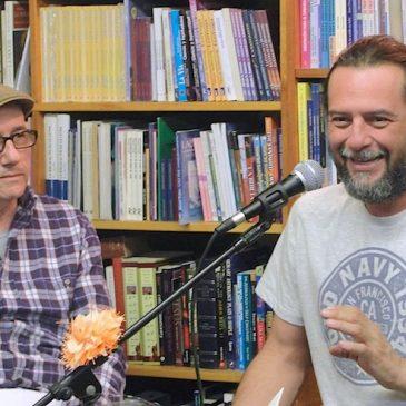 Gabriel Jaime Caro (Col) and Otoniel Guevara (Sal)
